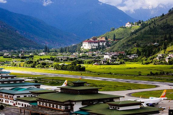 Shutterstock.com nuotr./Rinpungo dzongas