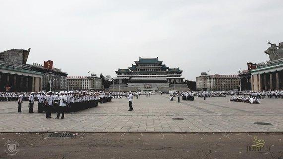 A.Morkūno/Journey.lt nuotr./Algirdo kelionė Šiaurės Korėjoje