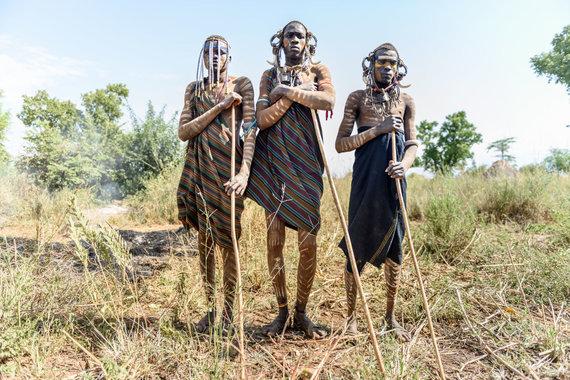 123rf.com nuotr./Etiopija