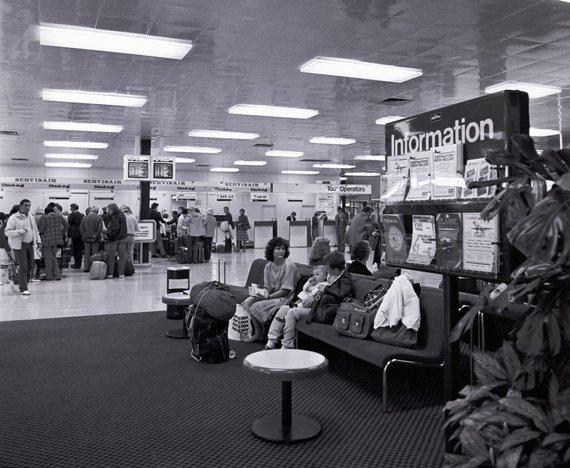 Londono Stanstedo oro uosto nuotr./Londono Stanstedo oro uostas