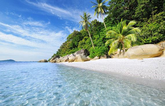 Shutterstock.com nuotr./Perhentiano salos, Malaizija