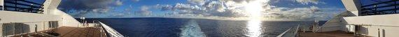 Asm.archyvo nuotr./Atlanto panorama iš laivūgalio