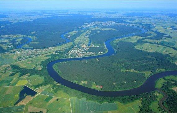 Nemuno kilpų regioninio parko nuotr./Nemuno kilpos Birštone