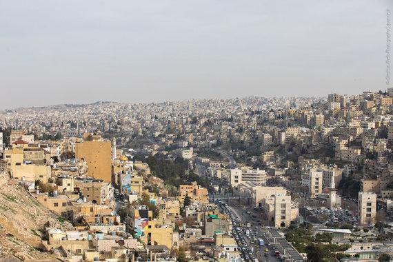 Amano miesto panorama (nuotr. Giedriaus Akelio, spot-on.lt )