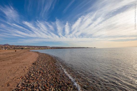 Akabos pakrantė (nuotr. Giedriaus Akelio, spot-on.lt )