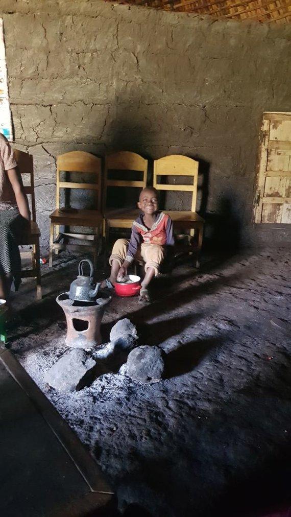 Asm.archyvo nuotr./Rimos gyvenimas Etiopijoje