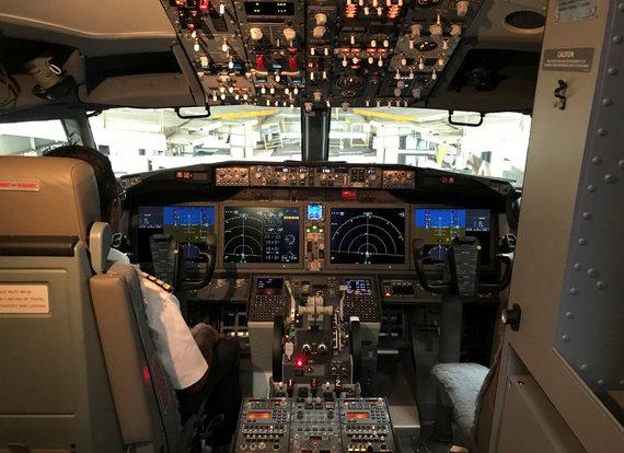 """""""Reuters""""/""""Scanpix"""" nuotr./Boeing 737 MAX 8"""