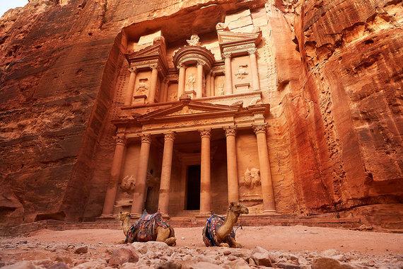 Shutterstock.com nuotr./Petra, Jordanija