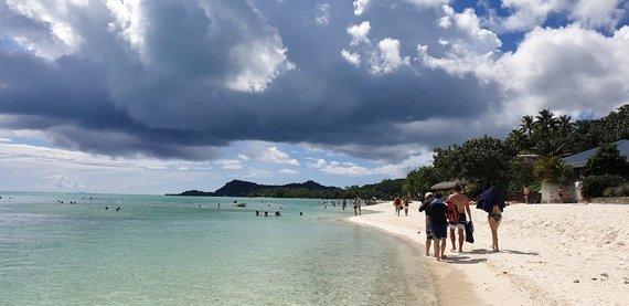 Asm.archyvo nuotr./Bora Bora