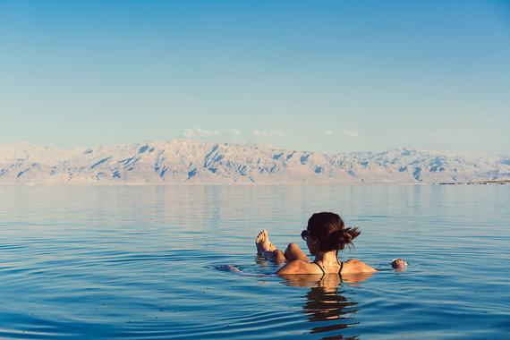 Shutterstock.com nuotr./Negyvoji jūra