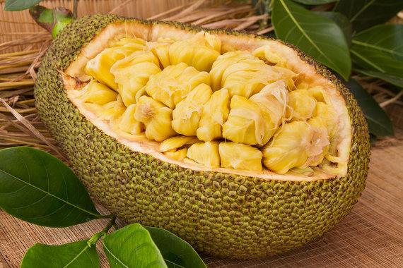 Shutterstock.com nuotr./Duonvaisiai (Jackfruit)