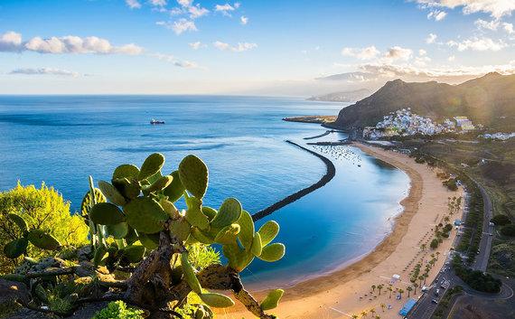 Shutterstock.com nuotr./Santa Krusas, Tenerifė