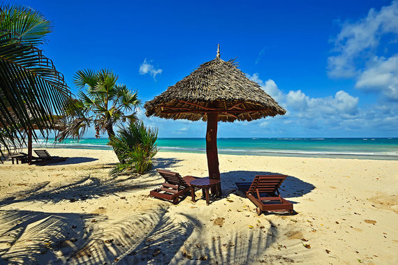 Shutterstock.com nuotr./Diani Bičo paplūdimys