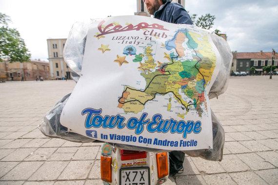 Roko Tenio nuotr./Andrea Fucile