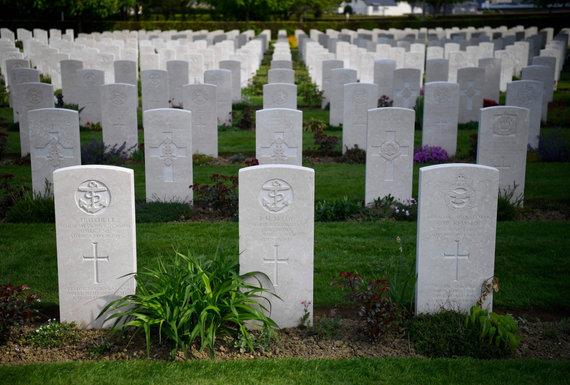 """AFP/""""Scanpix"""" nuotr./Bajė (Bayeux)"""