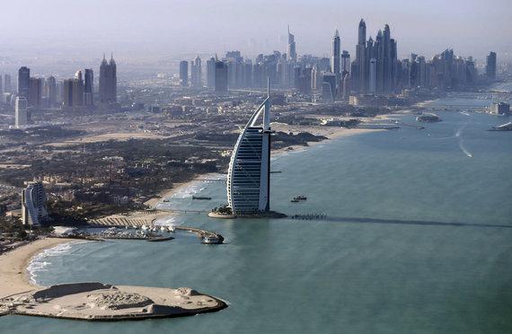 """Reuters""/""Scanpix"" nuotr./""Burj Al Arab"""