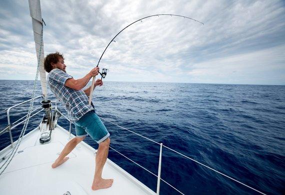 vipcommunications nuotr./Žvejyba iš laivo