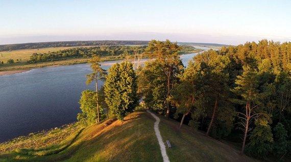123rf.com nuotr./Grinaičių I (Žydkapių) piliakalnis