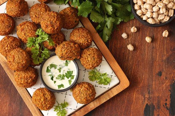Shutterstock.com nuotr./Falafeliai