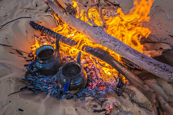 Shutterstock.com nuotr./Beduinų arbata