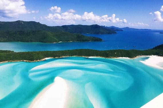 Shutterstock.com nuotr./Australija, Vaitheiveno paplūdimys