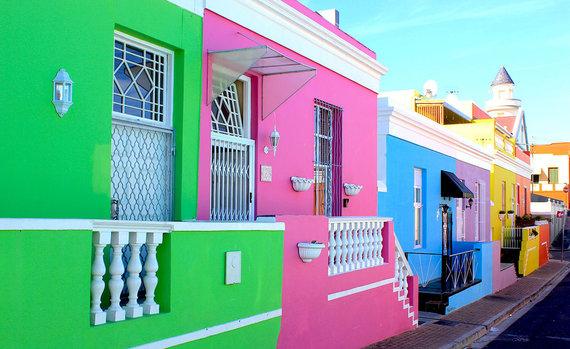 Shutterstock.com nuotr./PAR, Bo-Kaap kvartalas