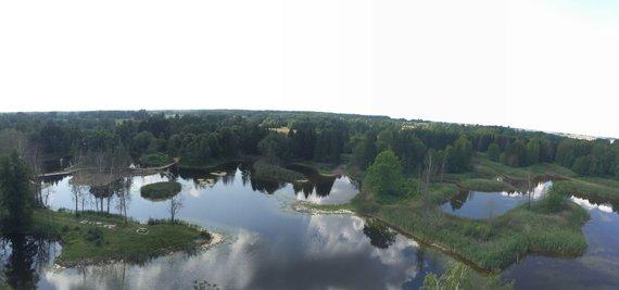 checkinlithuania.com nuotr./Kirkilų apžvalgos bokštas