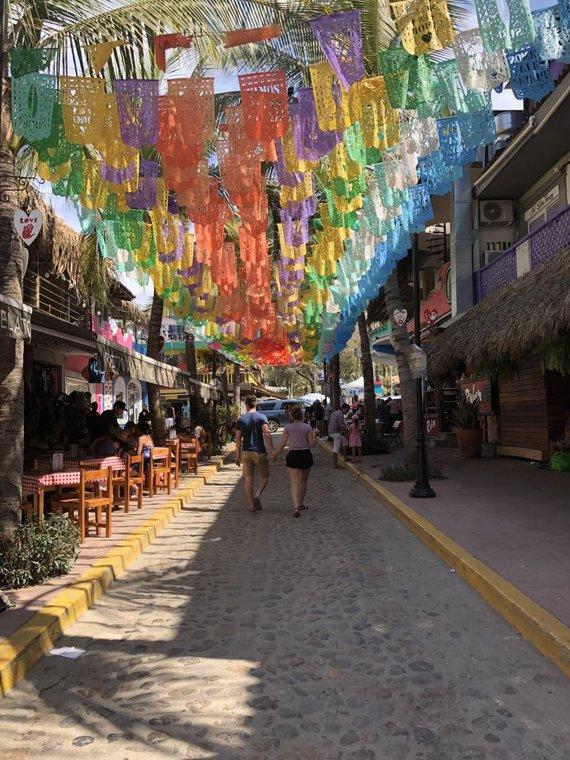 Asm.archyvo nuotr./Gertrūdos gyvenimas Meksikoje