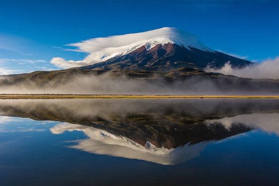 Shutterstock.com nuotr./Kotopachis, Ekvadoras