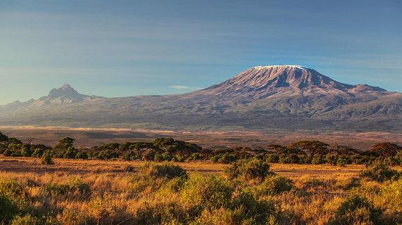 Shutterstock.com nuotr./Kilimandžaras, Tanzanija