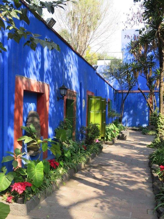 S.Paltanavičiūtės nuotr./Casa Azul