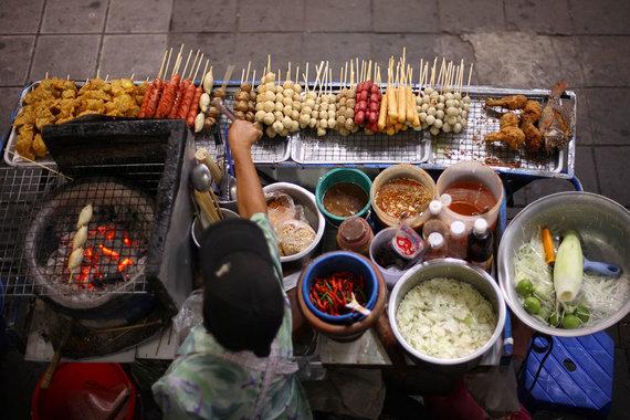 Shutterstock.com nuotr./Bankokas, Tailandas