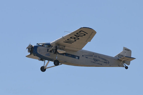 """Wikimedia Commons"" nuotr./Ford Trimotor"