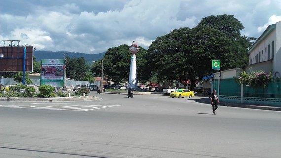 V.Mikaičio nuotr./Dilio gatvėje