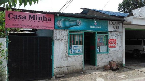 V.Mikaičio nuotr./Mūsų hostelis Dilyje