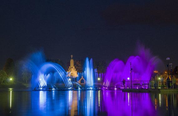Benjamino Pakenio nuotr./Utenos fontanas