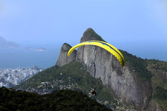 Shutterstock.com nuotr./Rio de Žaneiras, Brazilija