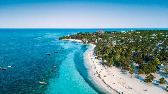 Shutterstock.com nuotr./Zanzibaro paplūdimiai