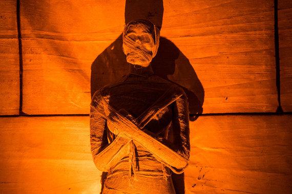 Shutterstock.com nuotr./Mumijų muziejus, Gvanachuatas, Meksika