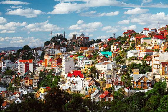 Shutterstock.com nuotr./Antananaryvas, Madagaskaras