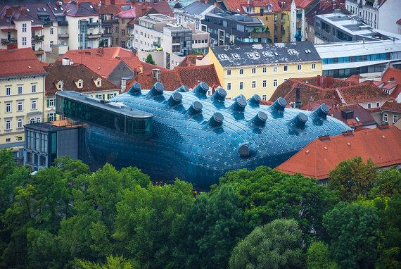 Shutterstock.com nuotr./Graco meno muziejus, Austrija