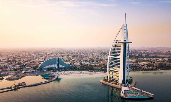 Shutterstock.com nuotr./Viešbutis Dubajuje