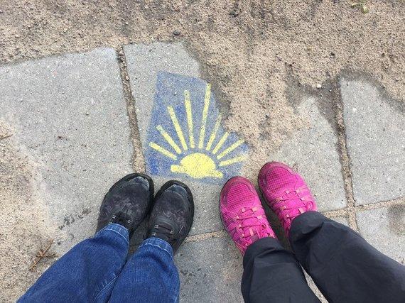"""checkinlithuania.com nuotr./""""Camino Lituano"""""""