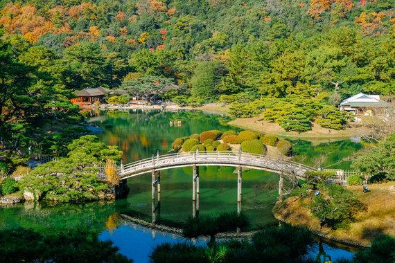 123rf.com nuotr./Takamacu (Takamatsu), Japonija