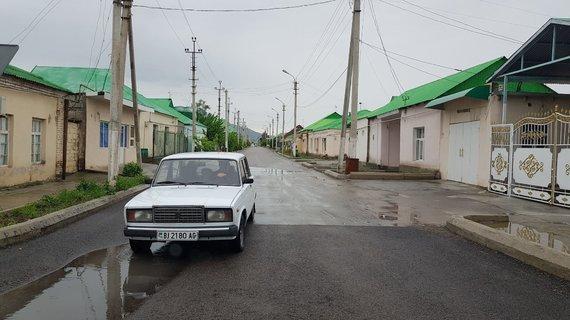 V.Mikaičio nuotr./Turkmėnistano kaimas