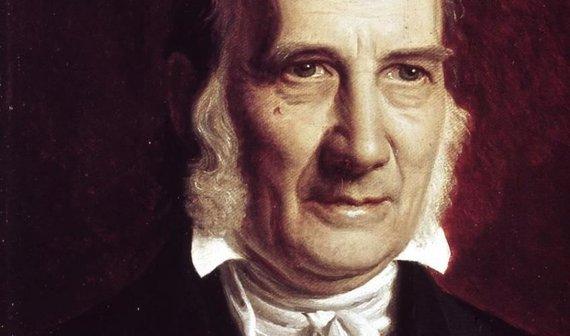 """""""Wikimedia Commons"""" nuotr./Danų dvasininkas, rašytojas, filosofas, politikas, švietėjas – Nikolaj Frederik Severin Grundtvig (1783 – 1872)"""