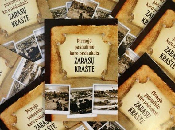 Pažintinis takas Pirmojo pasaulinio karo pėdsakais