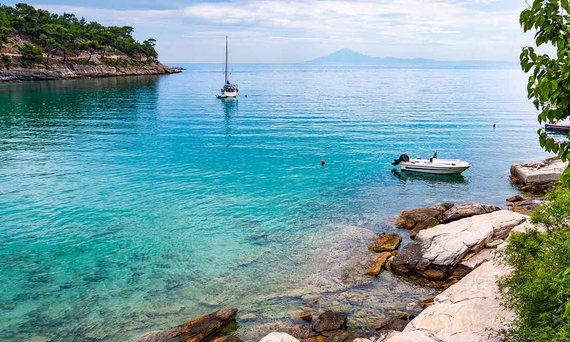 Shutterstock.com nuotr./Graikija, Tasos sala