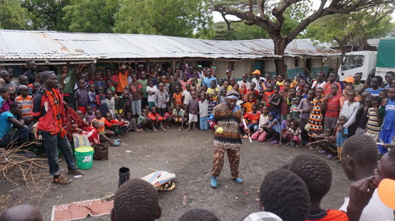 M.Milašiaus nuotr./Kelionė Kenijoje