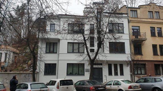 Kultūros paveldo departamento nuotr./E. Ožeškienės g. 45, Kaunas